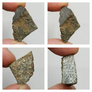 T7 - First Witnessed Fall 2021 Indonesia Punggur Meteorite H Melt Breccia 3.42g