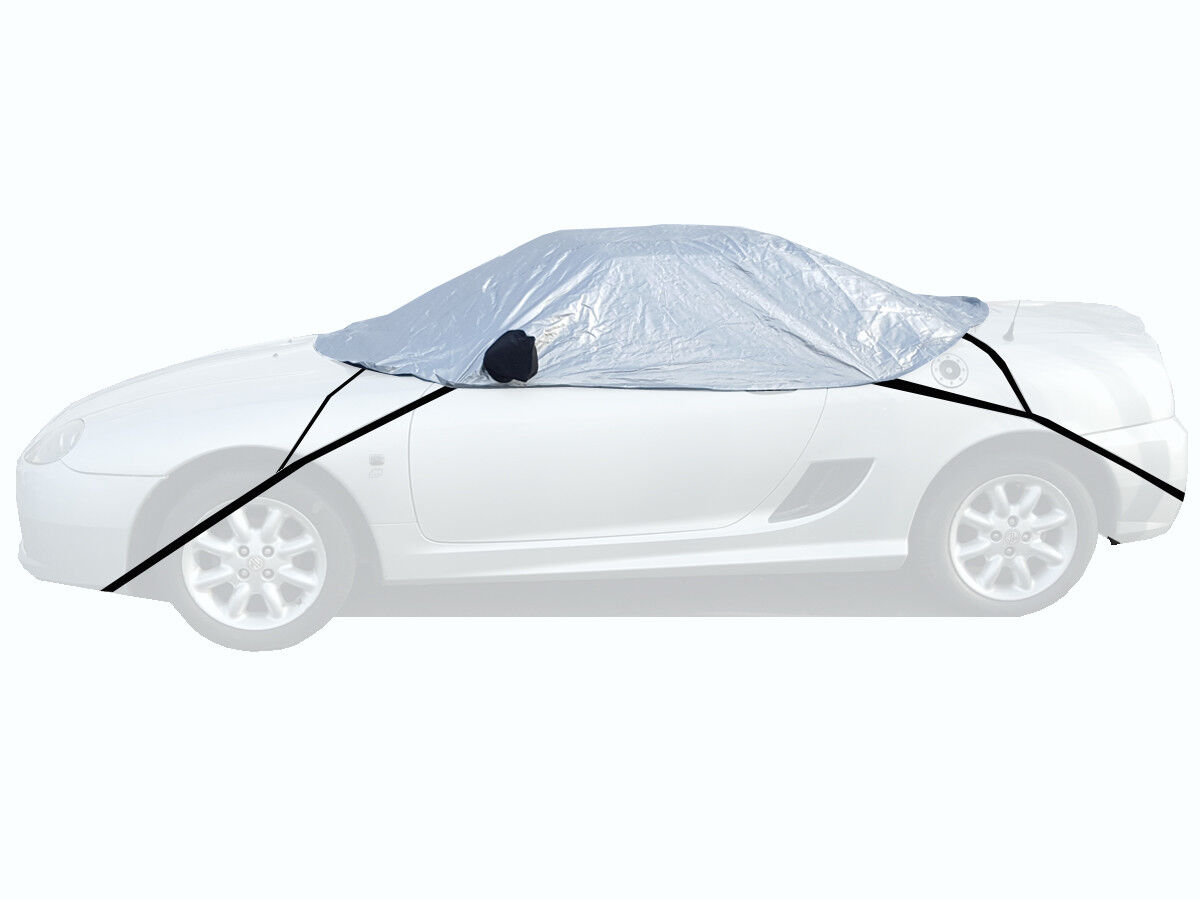 BMW 3 SERIES CONVERTIBLE 00-06 HEAVY DUTY COTTON LINED COVER