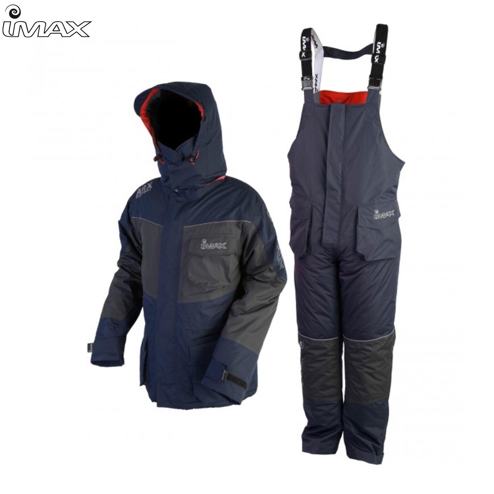 IMAX ARX20 ICE Thermo Tuta   Giacca  Pantaloni B&B   100% Poliestere Microfibra