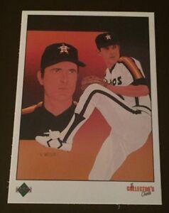 Details About 1989 Upper Deck Nolan Ryan Card Houston Astros 669 Checklist