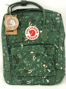 przybywa kup tanio fabrycznie autentyczne Details about Fjallraven - Kanken Art Special Edition Backpack for  Everyday, Green Fable