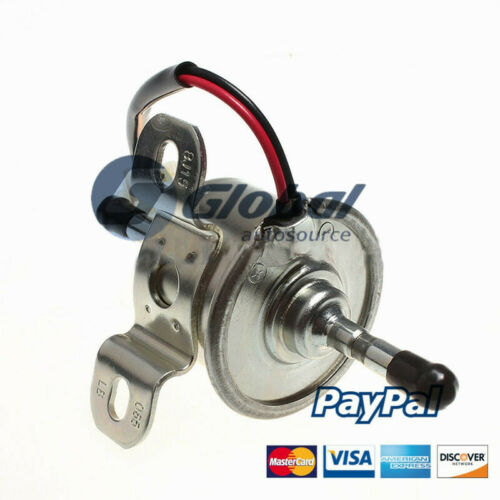 RC601-51352-B1 Diesel Electric Fuel Pump 12V For Kubota