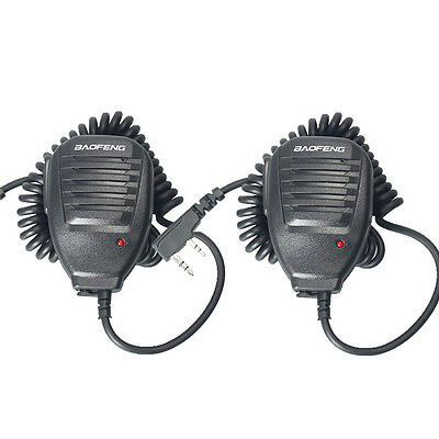Speaker Microphone for KENWOOD PUXING TYT WOUXUN BAOFENG