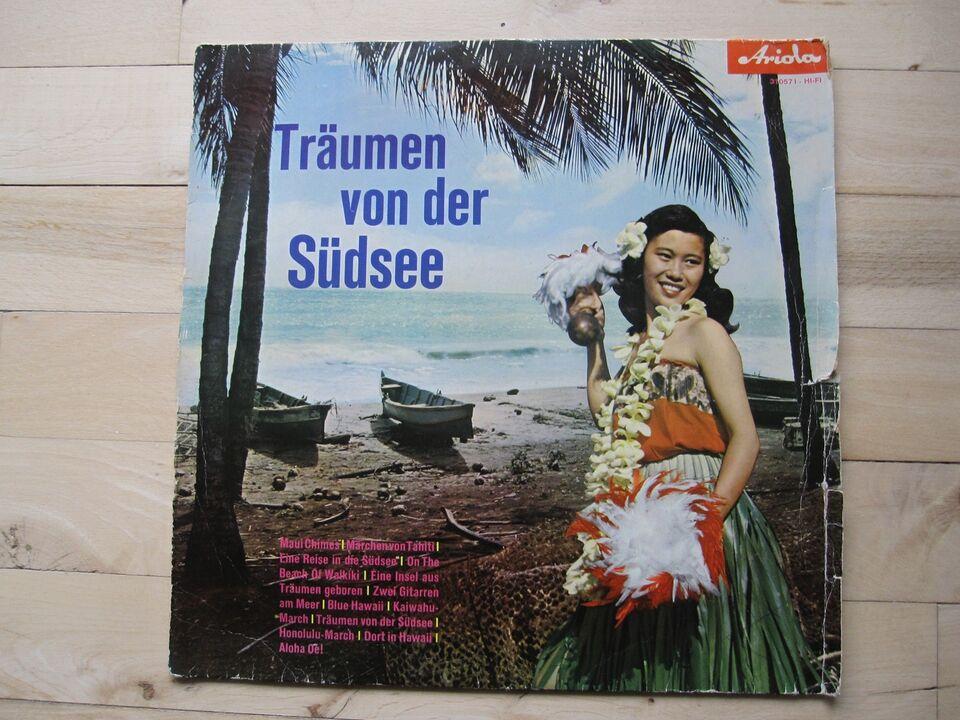 LP, flere kunstnere, Träumen von der Südsee