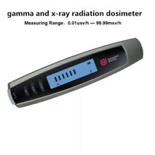 Personal Nuclear Radiation Dosimeter Gamma X Ray Detector With Alarm Monitor