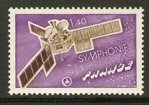TIMBRE-1887-NEUF-XX-LUXE-SATELLITE-SYMPHONIE