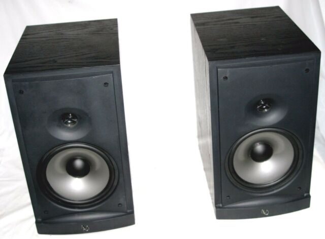 Infinity RS 2 Reference Series II 100 Watt 5 1 Bookshelf Monitors
