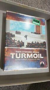 Terraforming Mars Turmoil Expansion w/ Player Boards and promos - Kickstarter