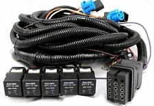 item 7 boss snow plow 13 pin harness vehicle side main wiring msc08001 - boss  snow plow 13 pin harness vehicle side main wiring msc08001