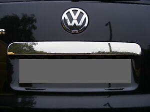 CHROME REAR LAMP TRIM COVER and REAR DOOR HANDLE COVER STAINLESS STEEL FOR VW CADDY 2003-2010