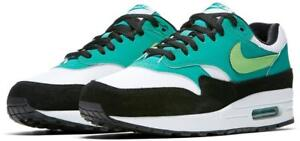 new product b966f 17d76 Image is loading NIKE-AIR-MAX-1-AH8145-107-WHITE-GREEN-