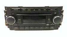 Original 2004-2008 Dodge Durango Dakota Jeep AM FM Radio CD Spieler P05064071AC