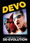 The Complete Truth About De-Evolution [Video] by Devo (DVD, Feb-2014, MVD Audio)