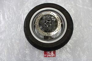 Kymco-Dink-125-S3-Felge-Laufrad-Rad-Vorderrad-Front-Rim-R7040