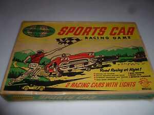 Vintage international sports car racing game remarkable