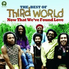 Third World - Now That We've Found Love-The Best of [New CD] UK - Import