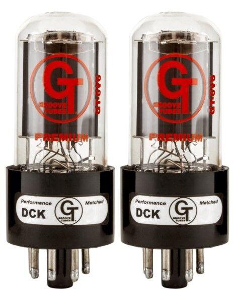 Groove Tubes GT-6V6-S Duett - Medium - Endstufenröhre