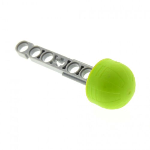 GIFT NEW COMPETITION LIFTARM ARROW SHAFT LIME RUBBER END LEGO SELECT QTY