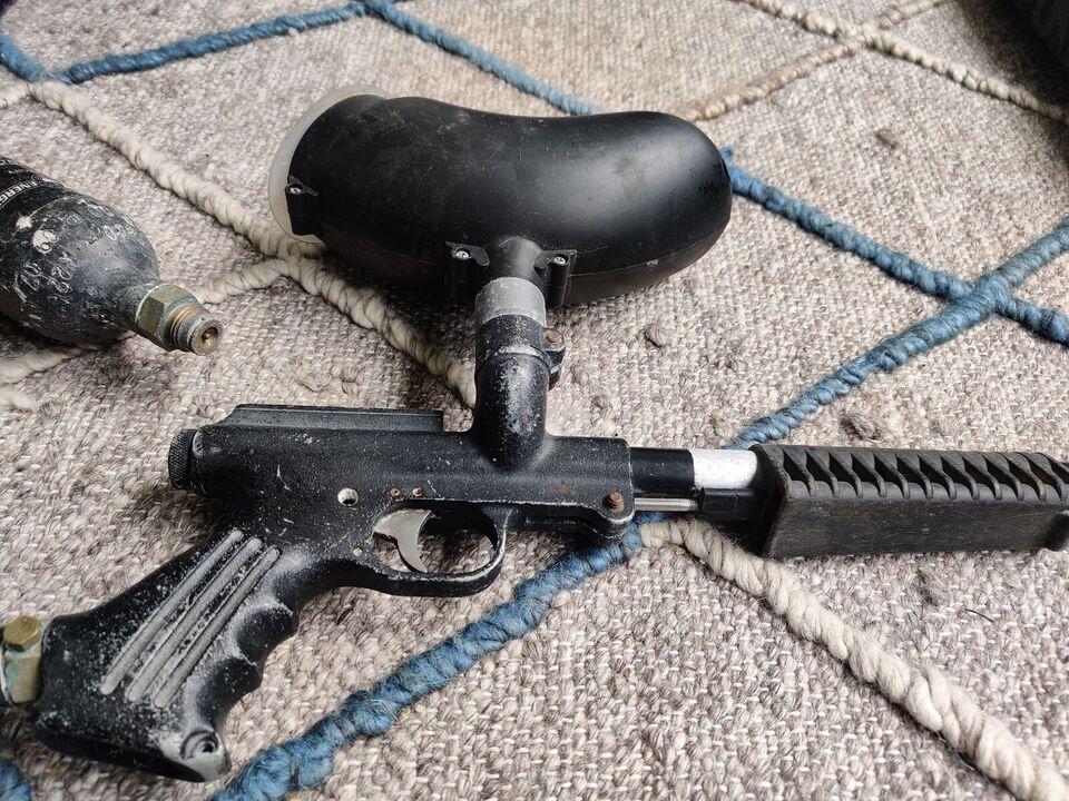 Paintballgevær, Tippmann Pro-lite Paintball Gun