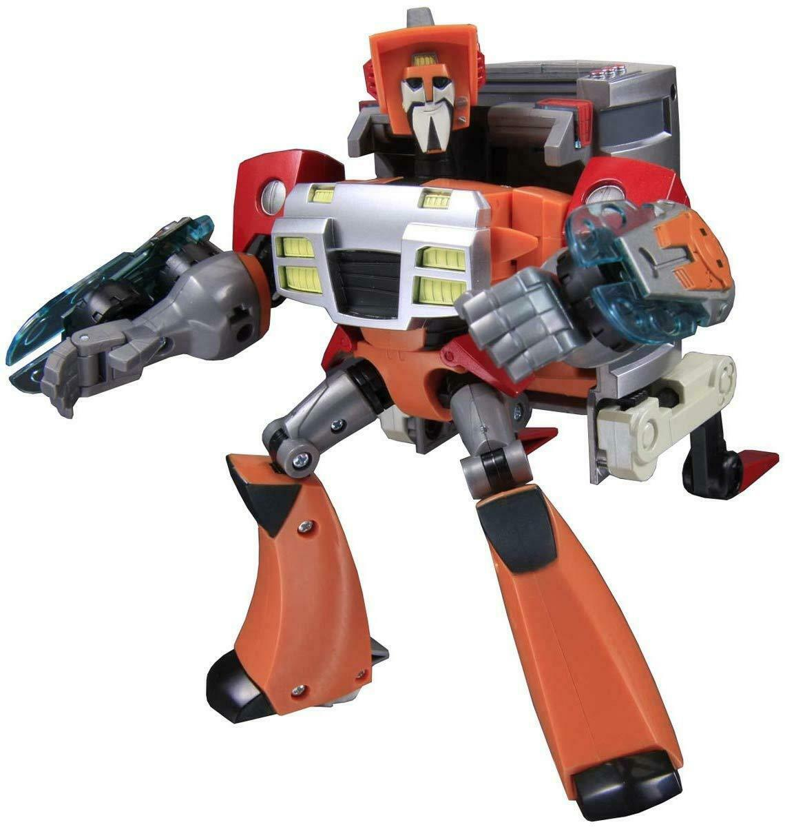 Transformers Japanese animated TA32 Wreck Gar azione cifra USA In Stock