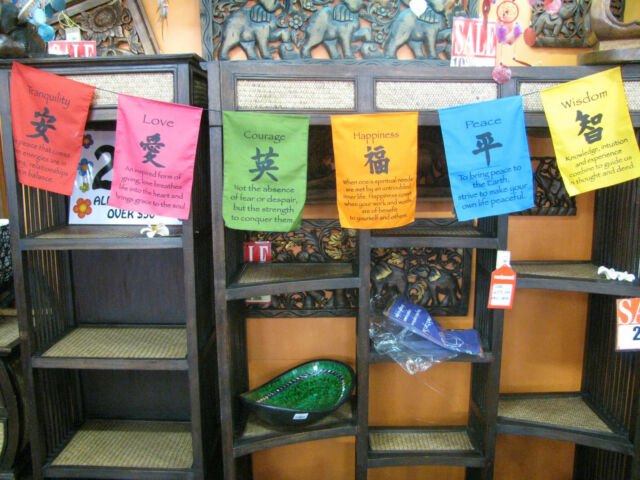 LARGE PRAYER FLAG 2 STYLES TO CHOOSE FROM / METAPHYSICAL NEW AGE MEDITATION