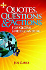 Quotes, Questions & Actions for Global Understanding by Jan Gault (Paperback / softback, 2006)