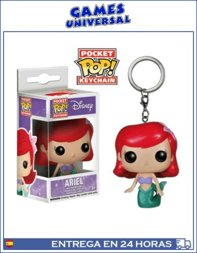 Pocket Pop Funko Disney Ariel