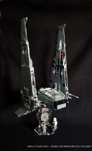 Emplacements 3D pour lego 75104 Kylo REN/'s Command navette Présentoir Star Wars