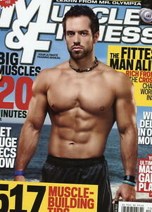002 rich froning jr professional crossfit athlete games 14 x19