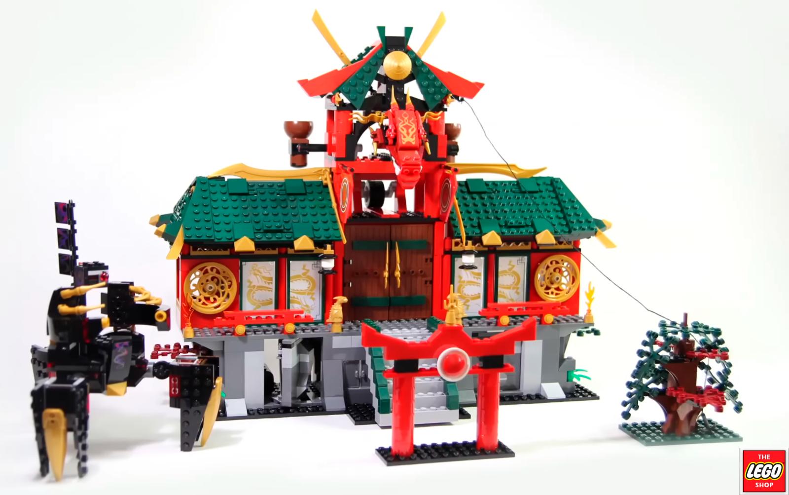 autorizzazione LEGO Ninjago 70728 Battle for Ninjago città - 100% 100% 100% completare & Excellent Condition  edizione limitata a caldo