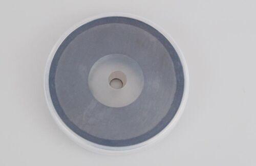 forte magnetico Guscio in SILICONE nel set fino a 43 KG MAGNETE Rotondo 81 MM Cromo NUOVO
