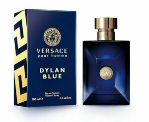 100ml Spray Versace Blue Dylan jAR3q54L