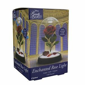 Official Disney Beauty And The Beast Enchanted Rose