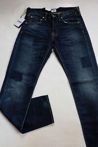 Regular Edwin Jeans W30 Effilé Val120 Ed € 55 en profondeur lavage Homme L32 f6qqwIFTx