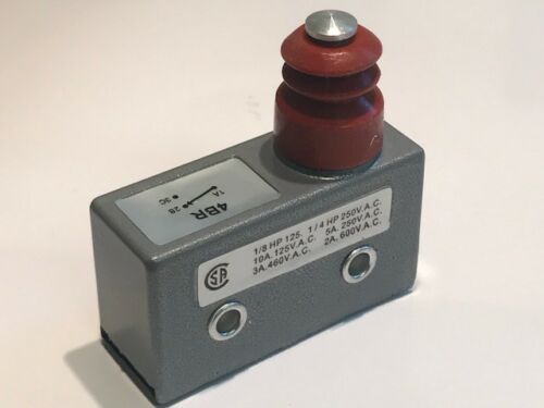MICRO SWITCH USED ON BUS ICE CREAM VAN ETC bsd5a 4BR HEAVY DUTY LIMIT