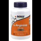 Now Foods L-arginine Circuatory Support 500mg 100 Caps
