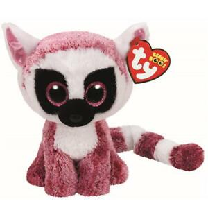 Ty-Beanie-Babies-37225-Boos-Leeann-the-Lemur-Boo