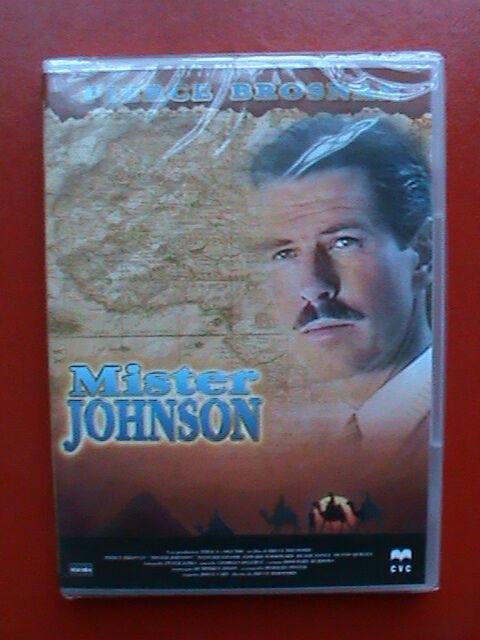 pierce brosnan mister johnson bruce bersford dvd sigillato raro fuori catalogo