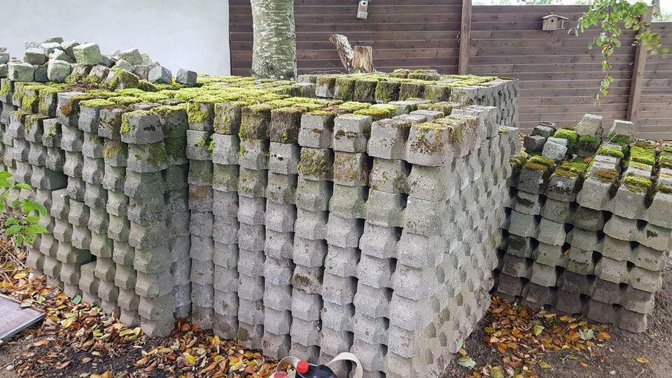 Græsarmerings Sten/ belægningssten