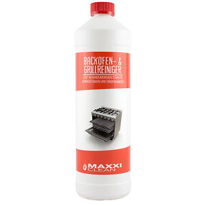 10-90-EUR-l-Maxxi-Clean-Backofen-amp-Grillreiniger-1-L-Backofenreiniger-Grill