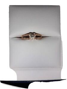 Bague Solitaire Mauboussin Chance of Love N°2 - Or Blanc 18 Carats et Diamants