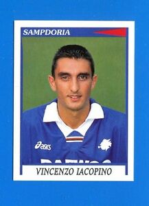 CALCIATORI PANINI 1998-99 Figurina-Sticker n. 343 - IACOPINO -SAMPDORIA-New  | eBay