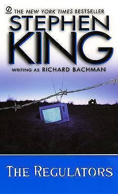 (Good)-The Regulators (Mass Market Paperback)-King, Stephen, Bachman, Richard-04