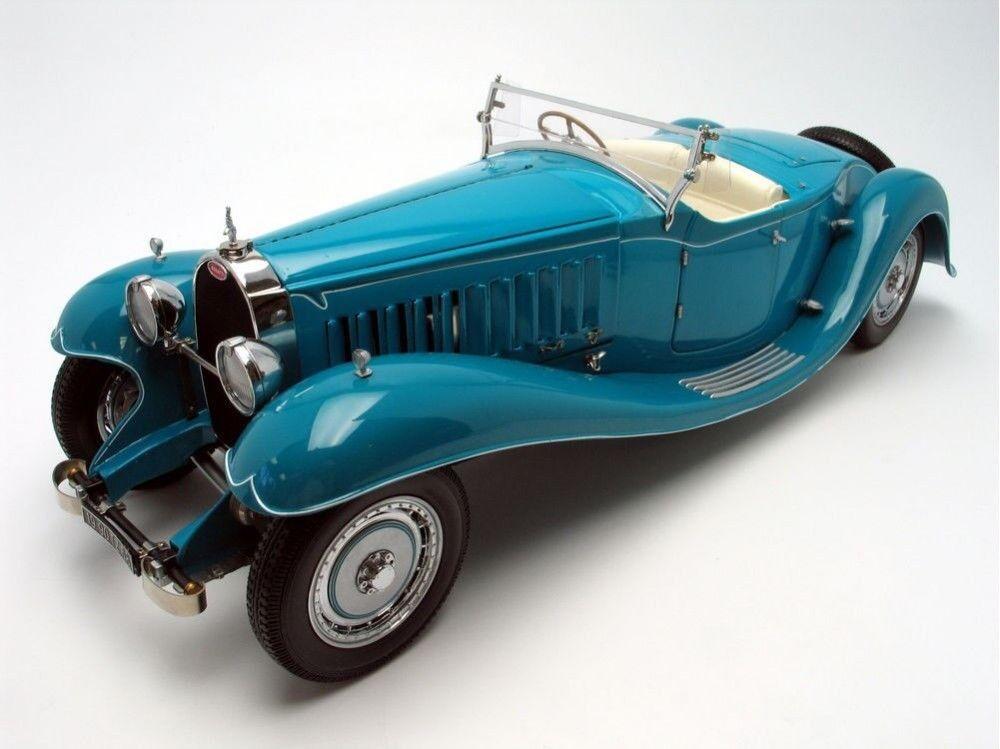 1 18 Bugatti Royale Roadster Esders 1932 hb1990tz68 Bauer models neuf dans sa boîte NEUF