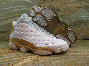2004 Nike Air Jordan XIII 13 Retro Sample SZ 9 White Wheat OG ... abccd60b4