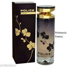 POLICE PROFUMI DARK WOMAN EAU DE TOILETTE ML.100 SPRAY