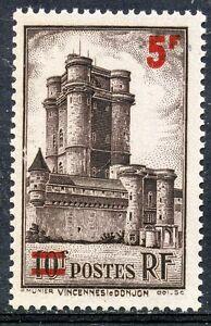 STAMP-TIMBRE-FRANCE-NEUF-N-491-LE-DONJON-DE-VINCENNE