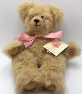 Teddy-Bear-Artist-Association-OOAK-Plush-Bear-034-Sunny-034-Mary-L-Thiele-Mary-T-039-s