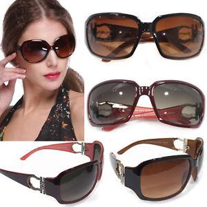 autentico 53b14 1833c Dettagli su Occhiali da Sole Moda Donna quadrati lente firmati EGON  FUSTENBERG sunglasses