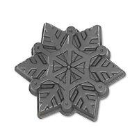 Nordic Ware Snowflake Pan, New, Free Shipping